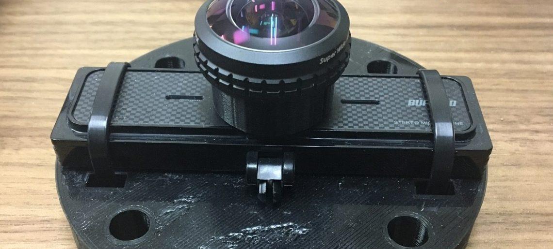 水平360度の全天周Webカメラを作る